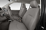Front seat view of 2016 Nissan Frontier SV 4 Door Pick-up Front Seat  car photos