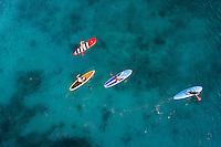 Reef 2 Peak paddle boards<br /> Pelican Rocks, Long Bay<br /> St. John<br /> US Virgin Islands