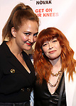 "Jacqueline Novak and Natasha Lyonne attends the Off-Broadway Opening Night of ""Jacqueline Novak: Get On Your Knees"" at the Cherry Lane Theatre on July 22, 2019 in New York City."