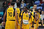 Basketball 1.Bundesliga 2008/2009,  Deutsche Bank Skyliners Frankfurt - Walter Tigers