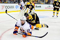 NHL 2016: Islanders vs Bruins DEC 20