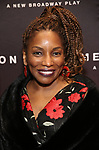Stephanie Mills attends the Broadway Opening Night of 'AMERICAN SON' at the Booth Theatre on November 4, 2018 in New York City.