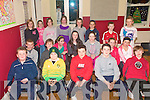 PULLING AN ALL-NIGHTER: Listowel kids who stayed up all night in a fundarising effort for the KDYS Listowel.