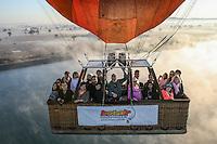 20140801 August 01 Hot Air Balloon Gold Coast