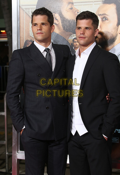 13 February 2017 - Westwood, California - Charlie Carver, Max Carver. &quot;Fist Fight&quot; Los Angeles Premiere held at Regency Village Theatre. <br /> CAP/ADM/FS<br /> &copy;FS/ADM/Capital Pictures