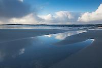 Traigh Hornais beach, North Uist, Outer Hebrides, Scotland