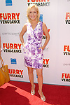 Angela Kinsey at the Summit Entertainment L.A. Premiere of Furry Vengeance held at The Bruin Theatre in Westwood, California on April 18,2010                                                                   Copyright 2010  DVS / RockinExposures