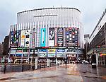 Yodobashi Camera large electronics store Yodobashi-Akiba in Akihabara, Tokyo, Japan.