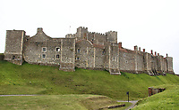 "Dover Castle is a medieval castle in Dover, Kent. It was founded in the 11th century and has been described as the ""Key to England"" due to its defensive significance throughout history. Some sources say it is the largest castle in England - a title also claimed by Windsor Castle. 5th September 2020<br /> <br /> Photo by Keith Mayhew"