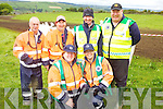Members from the Abbeyfeale District Search And Rescue(ADSAR) on call for the Motorcross Grasstrack Championship which took place in Templeglantine last Sunday afternoon, f l-r: Noelle Broderick, Bridget Murphy. B L-r: Jimmy Cahill, Nuala Cusack, Noel Lane and Christy Kelliher.