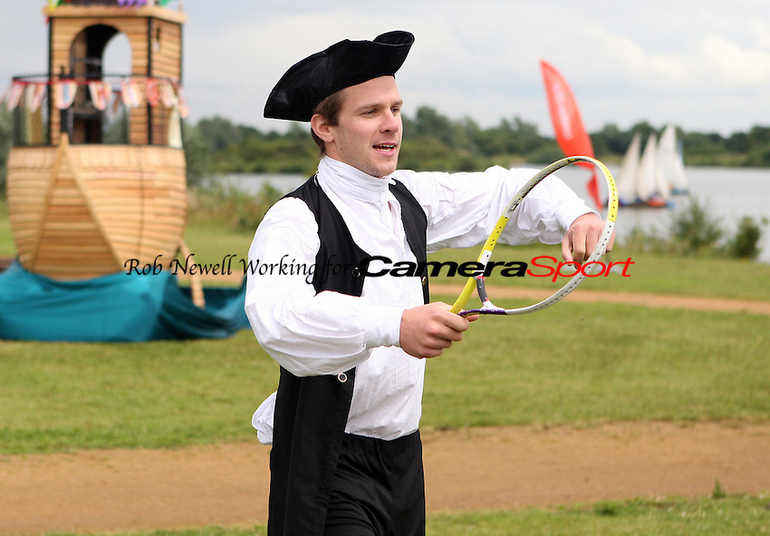 - Fairlop Fair at Fairlop Waters - 07/07/12 - MANDATORY CREDIT: Rob Newell/TGSPHOTO - Self billing applies where appropriate - 0845 094 6026 - contact@tgsphoto.co.uk - NO UNPAID USE..