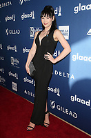 13 April 2018 - Beverly Hills, California - Plastic Martyr. 29th Annual GLAAD Media Awards at The Beverly Hilton Hotel. <br /> CAP/ADM/FS<br /> &copy;FS/ADM/Capital Pictures