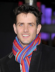 Joey McIntyre  at The Warner Bros. Pictures World Premiere of New Year's Eve  held at The Grauman's Chinese Theatre in Hollywood, California on December 05,2011                                                                               © 2011 Hollywood Press Agency