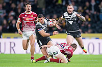 Picture by Allan McKenzie/SWpix.com - 08/09/2017 - Rugby League - Betfred Super League - The Super 8's - Hull FC v Wigan Warriors - KC Stadium, Kingston upon Hull, England - Hull FC's Mark Minichiello.