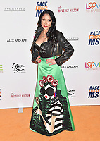 BEVERLY HILLS, CA - MAY 10: Apollonia Kotero attends the 26th Annual Race to Erase MS Gala at The Beverly Hilton Hotel on May 10, 2019 in Beverly Hills, California.<br /> CAP/ROT<br /> &copy;ROT/Capital Pictures
