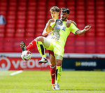 Callum Semple of Sheffield Utd during the PDL U21 Final at Bramall Lane Sheffield. Photo credit should read: Simon Bellis/Sportimage