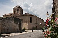 Europe/France/Aquitaine/33/Gironde/Blaye: Eglise du Couvent des Minimes -Patrimoine mondial UNESCO
