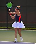 WESTON, FL - DECEMBER 08: Ninoska Malik playing at Midtown Athletic Club Weston on December 08, 2018 in Weston, Florida. ( Photo by Johnny Louis / jlnphotography.com )
