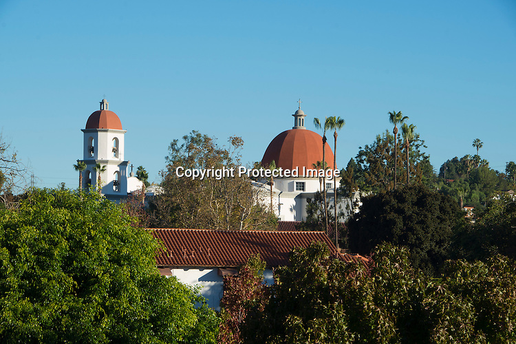 Stock photo of San Juan Capistrano