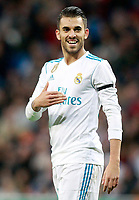 Real Madrid's Dani Ceballos during La Liga match. November 5,2017. (ALTERPHOTOS/Acero)