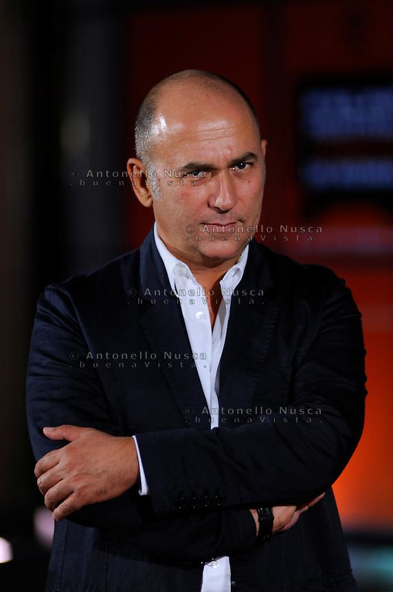 Roma, 22 Settembre, 2011. Il regista Italo Turco Ferzan Ozpetek