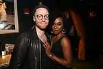 Matt Gould and Kristolyn Lloyd attends the After Party for the Dramatists Guild Foundation toast to Stephen Schwartz with a 70th Birthday Celebration Concert at The Hudson Theatre on April 23, 2018 in New York City.