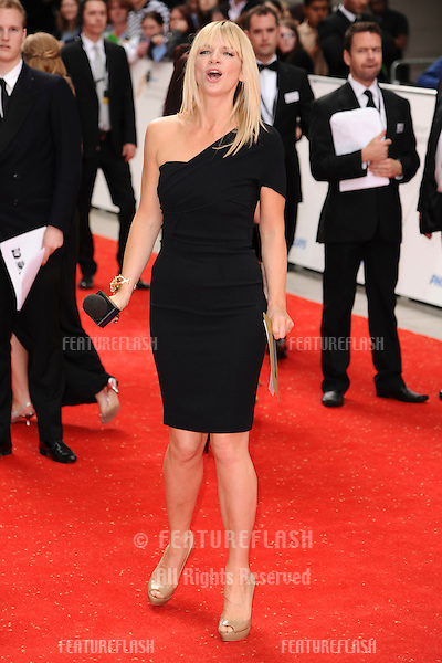 Zoe Ball arrives for the BAFTA TV Awards at the Grosvenor House Hotel, London. 22/05/2011  Picture by: Steve Vas / Featureflash