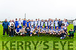 Keel winners of the Co League Div 3 Play-off against Lispole at Kerins O'Rahillys GAA on Sunday