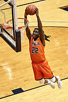 191122-Wiley College @ UTSA Basketball (M)