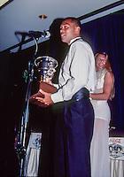 Sunny Garcia (HAW) at the 1995 ASP Award Banquet, Sydney, Australia.  Photo: joliphotos.com
