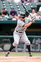 June 13th 2008:  Logan Parker of the Dayton Dragons, Class-A affiliate of the Cincinnati Reds, during a game at Stanley Coveleski Regional Stadium in South Bend, IN.  Photo by:  Mike Janes/Four Seam Images