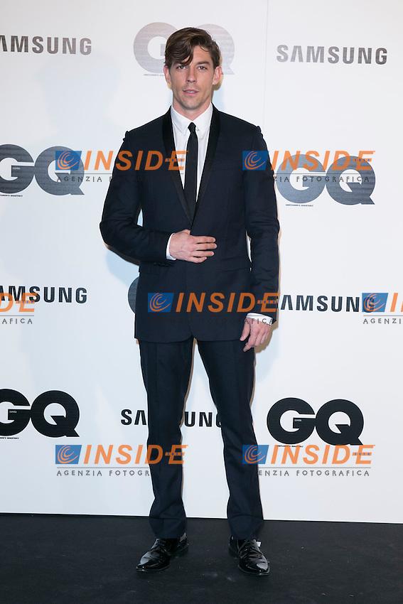 "Adrian Lastra attends the ""GQ AWARDS"" at Palace Hotel in Madrid, Spain. November 3, 2014. (ALTERPHOTOS/Carlos Dafonte/Insidefoto)"