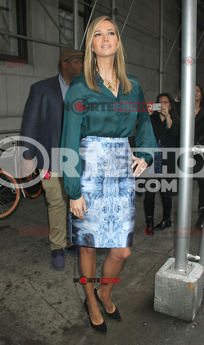 NEW YORK, NY - DECEMBER 4: Ivanka Trump seen at The Wendy Williams Show in New York City. December 4, 2012. Credit: RW/MediaPunch Inc. ©/NortePhoto /NortePhoto© /NortePhoto /NortePhoto