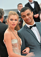 Stella Maxwell &amp; date at the gala screening for &quot;Sorry Angel&quot; at the 71st Festival de Cannes, Cannes, France 10 May 2018<br /> Picture: Paul Smith/Featureflash/SilverHub 0208 004 5359 sales@silverhubmedia.com