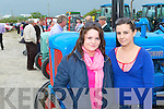 POSE: Stopping for a picture at the Kingdom County Fair at Ballybeggan on Sunday were l-r: Katie and Niamh O'Connor, Milltown & Caragh lake.    Copyright Kerry's Eye 2008