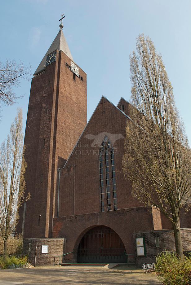 Overhoven-Sittard, Heilig Hart van Jezus kerk