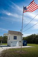 Smallest US Post Office, Ochoppee, Florida, USA. Photo by Debi PIttman Wilkey