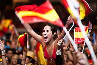 Spain European Champion 2012
