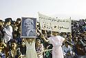 Irak 1991.Le 45 ème anniversaire du PDK.Iraq 1991.Celebration of the 45th anniversary of KDP