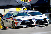 Toyota Camry pace Cars