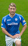 St Johnstone FC Photocall, 2015-16 Season....03.08.15<br /> David Wotherspoon<br /> Picture by Graeme Hart.<br /> Copyright Perthshire Picture Agency<br /> Tel: 01738 623350  Mobile: 07990 594431
