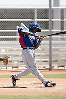 Jurickson Profar - Texas Rangers 2010 extended spring training team.Photo by:  Bill Mitchell/Four Seam Images.