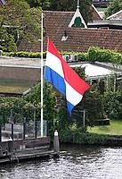 Nederland - Zaandam - 2019. 4 Mei. Dodenherdenking.  Foto Berlinda van Dam / Hollandse Hoogte