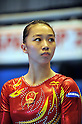 Yang Yilin (CHN), JULY 2nd, 2011 - Artistic Gymnastics : JAPAN CUP 2011, Women's Team competition at Tokyo Metropolitan gymnasium, Tokyo, Japan. .(Photo by Atsushi Tomura/AFLO SPORT) [1035].