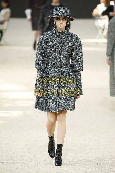 CHANEL catwalk fashion show<br /> HAUTE COUTURE Fall/Winter 17/18<br /> at Paris Fashion Week in France on  July 04, 2017.<br /> CAP/GOL<br /> &copy;GOL/Capital Pictures