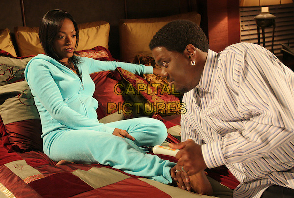 "KELLITA SITH & BERNIE MAC.in The Bernie Mac Show.""Exercise in Fertility"".*Editorial Use Only*.www.capitalpictures.com.sales@capitalpictures.com.Supplied by Capital Pictures."