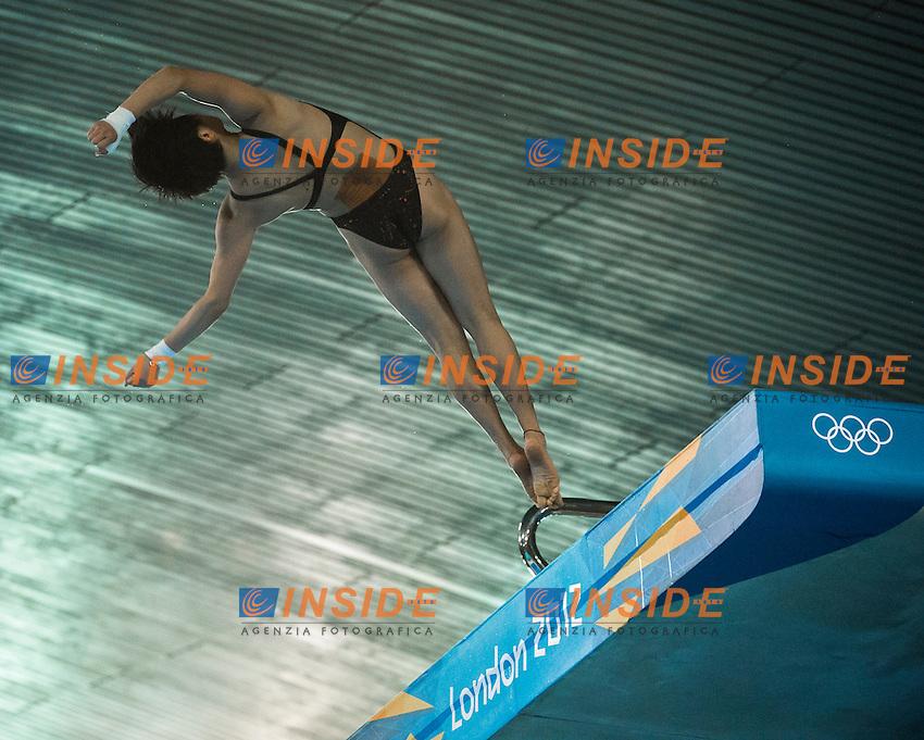 CHEN Ruolin China.10 m. Platform women final.London 2012 Olympics - Olimpiadi Londra 2012.day 14 Aug.9.Photo G.Scala/Deepbluemedia.eu/Insidefoto