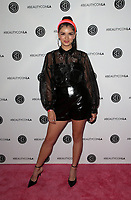 10 August 2019 - Los Angeles, California - Rebecca Black. Beautycon Festival Los Angeles 2019 - Day 1 held at Los Angeles Convention Center.  <br /> CAP/ADM/FS<br /> ©FS/ADM/Capital Pictures