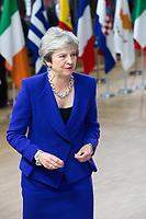EU Summit on 2nd day - Brussels - Belgium