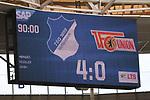 20.06.2020, xmeix, 1.Fussball Bundesliga, TSG 1899 Hoffenheim - 1.FC UNion Berlin, empor. v.l.n.r, <br /> Endstand <br /> <br /> <br /> <br /> Foto: Sascha Meiser/APF/Pool/PIX-Sportfotos<br /> <br /> Nur für journalistische Zwecke!<br /> Only for editorial use!<br /> Nutzungsbedingungen: http://poolbilder.de/nutzungsvereinbarung.pdf